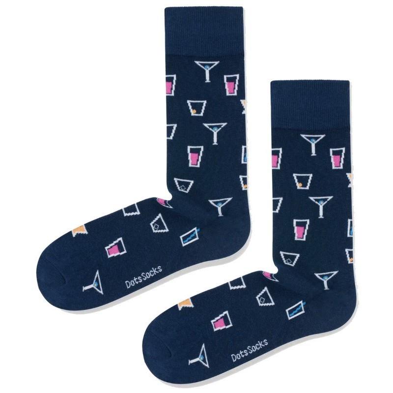 Pánske ponožky DOTS SOCKS 167