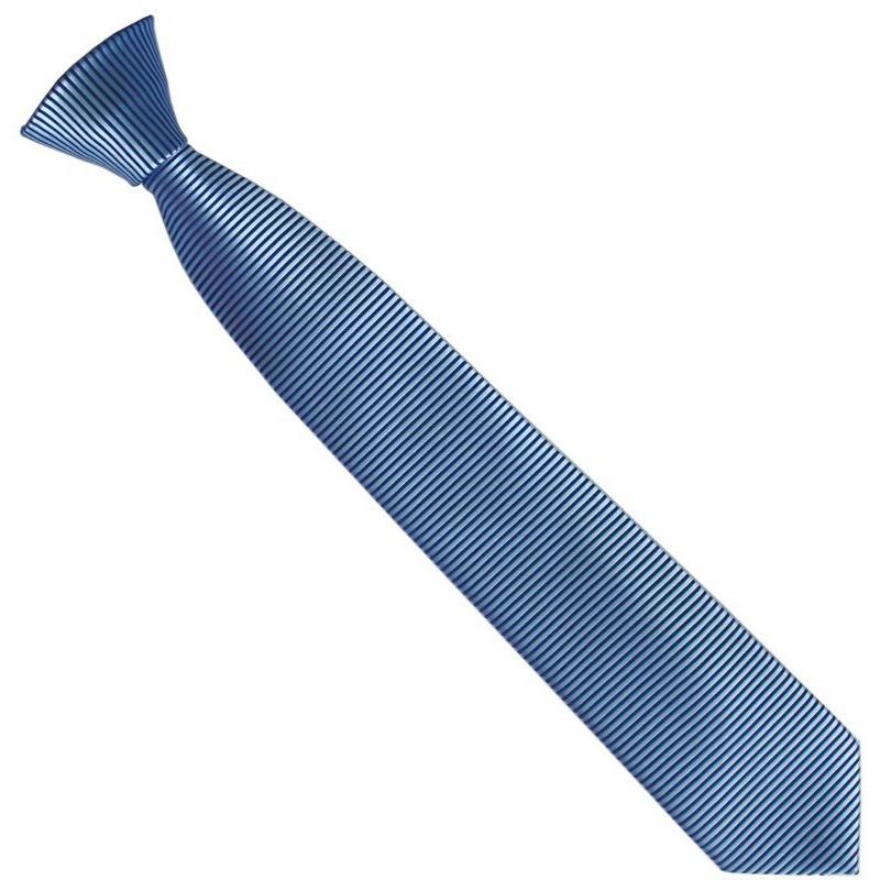 Detská kravata priečne prúžkovaná