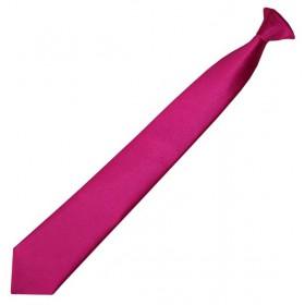 Detská kravata cyklámenová